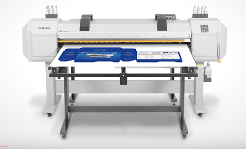 Mutoh unveils new hybrid ValueJet