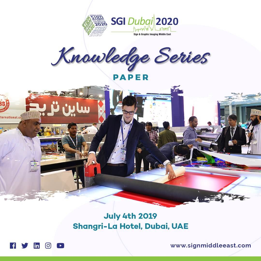 Sign and Graphic Imaging Middle East 2020 - Dubai World Trade Center