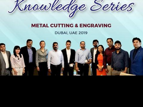 Metal and engraving SGI 2020 knowledge series
