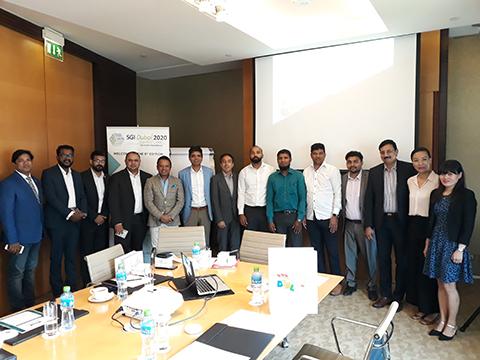 World leading paper manufacturers SGI Dubai 2020