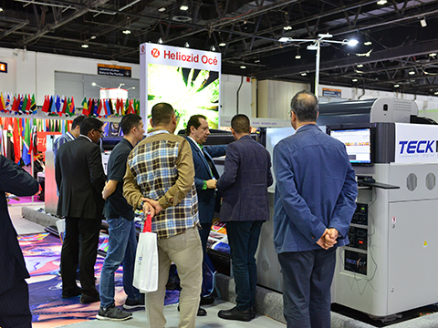 Global textile printing opportunities GCC