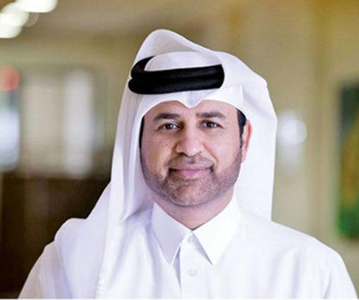 Dr. Khaled bin Ibrahim Al-Sulaiti, Director General of Katara