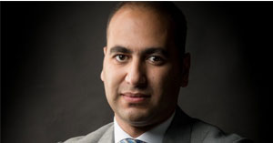 Shihab Ahmed Zubair, Epson's regional sales manager